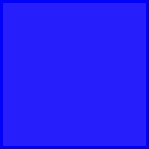 plastový hřbet 45mm modrá 50ks