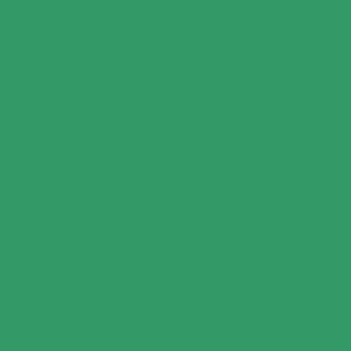 plastový hřbet 45mm zelená 50ks