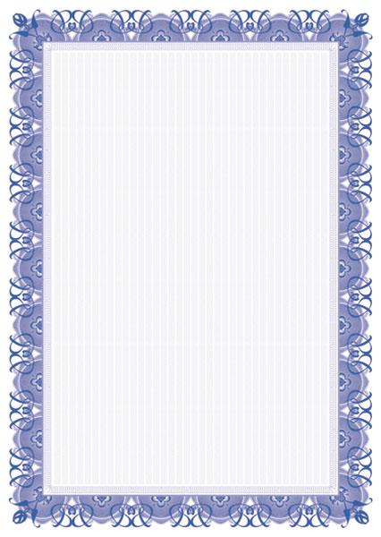 Galeria Papieru diplomy Chrpa 170g, 25ks