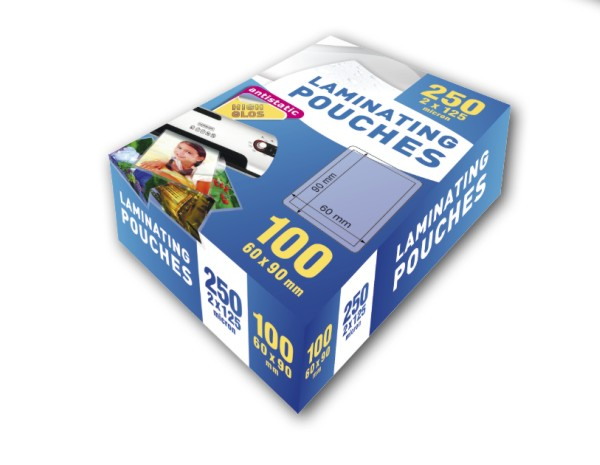 laminovací fólie Premium 60x90/125mic. 100ks