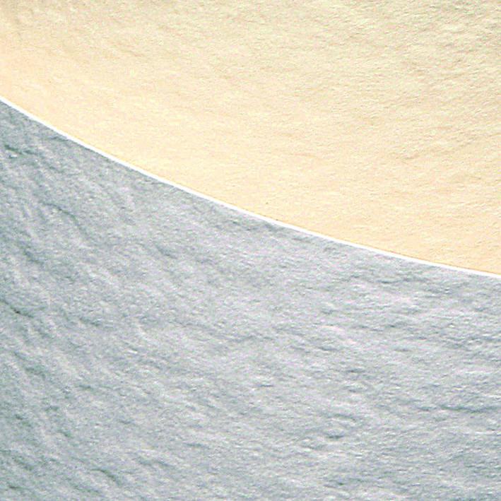 ozdobný papír Kámen bílá 230g, 20ks