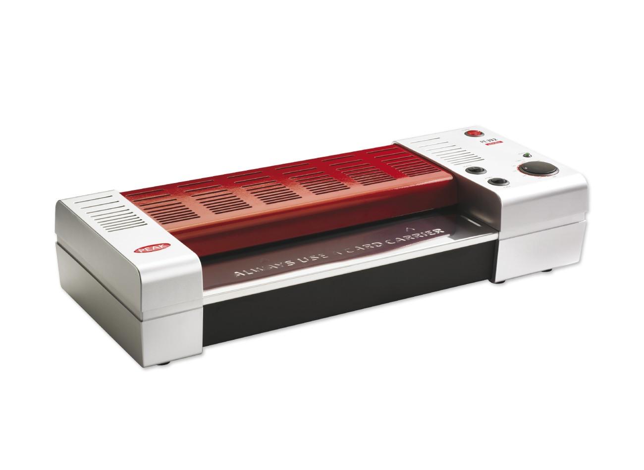 Laminátor PEAK PE 332 EDUCATOR + 100 ks laminofólií