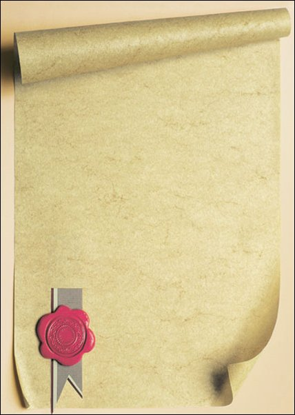 Galeria Papieru diplomy Pečeť 170g, 25ks