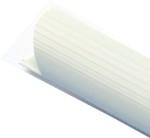 hřbety Standard 4 bílá, 50ks