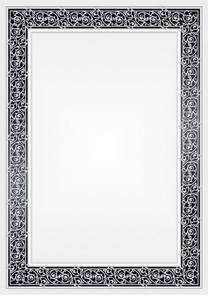 Galeria Papieru diplomy Ornament 170g, 25ks