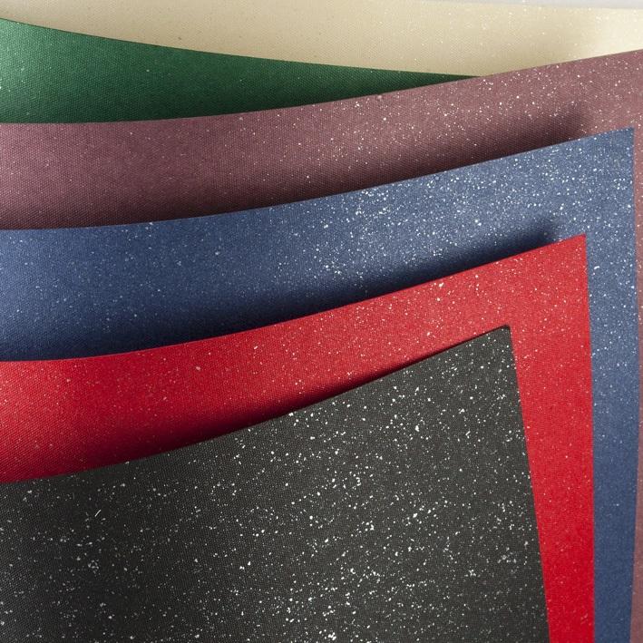 Galeria Papieru ozdobný papír Mika černá 240g, 20ks