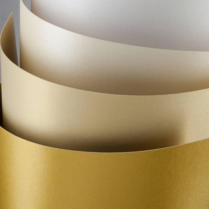 Galeria Papieru ozdobný papír Iceland zlatá 220g, 20ks