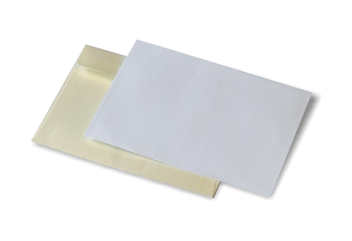 Galeria Papieru obálky C6 Millenium bílá 120g, 10ks