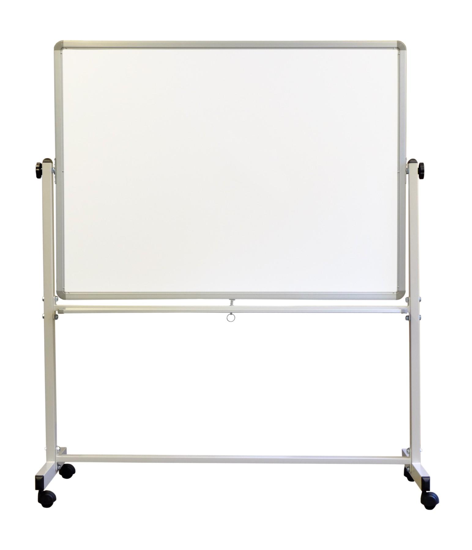 Otočná pojízdná tabule BASIC 100x150cm