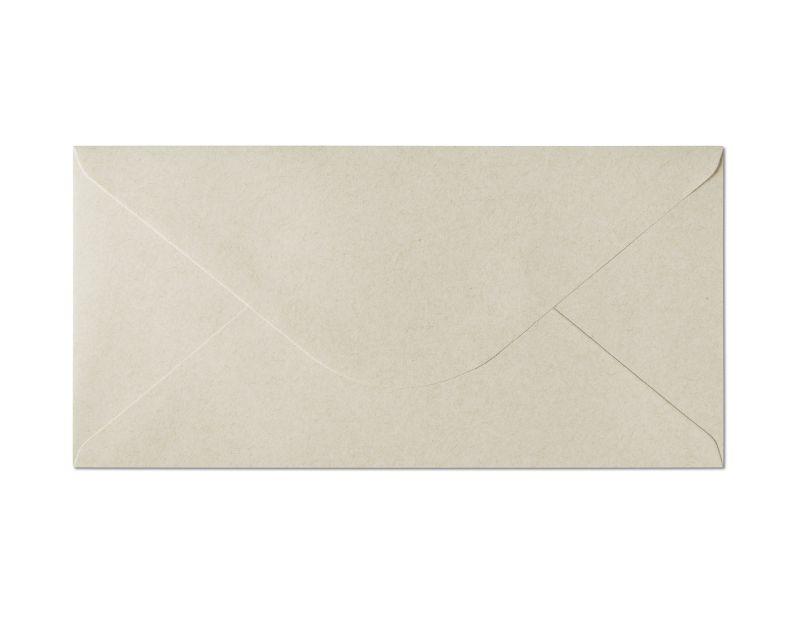 Galeria Papieru obálky DL Nature světlé béžová 120g, 10ks