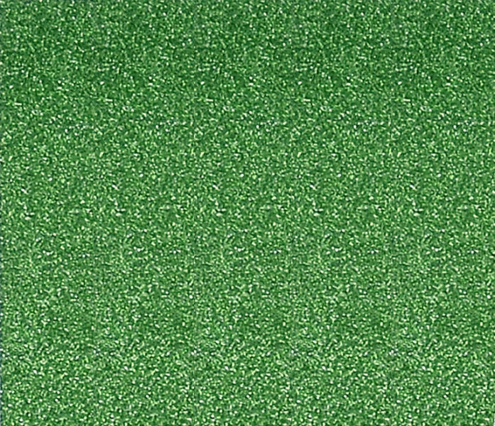 Třpytivá fólie samolepicí zelená 150g 10ks