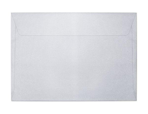 Galeria Papieru obálky C5 Millenium diamantově bílá 120g, 10ks