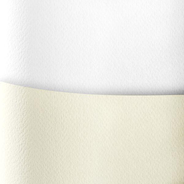 Galeria Papieru ozdobný papír Sawanna bílá 200g, 20ks