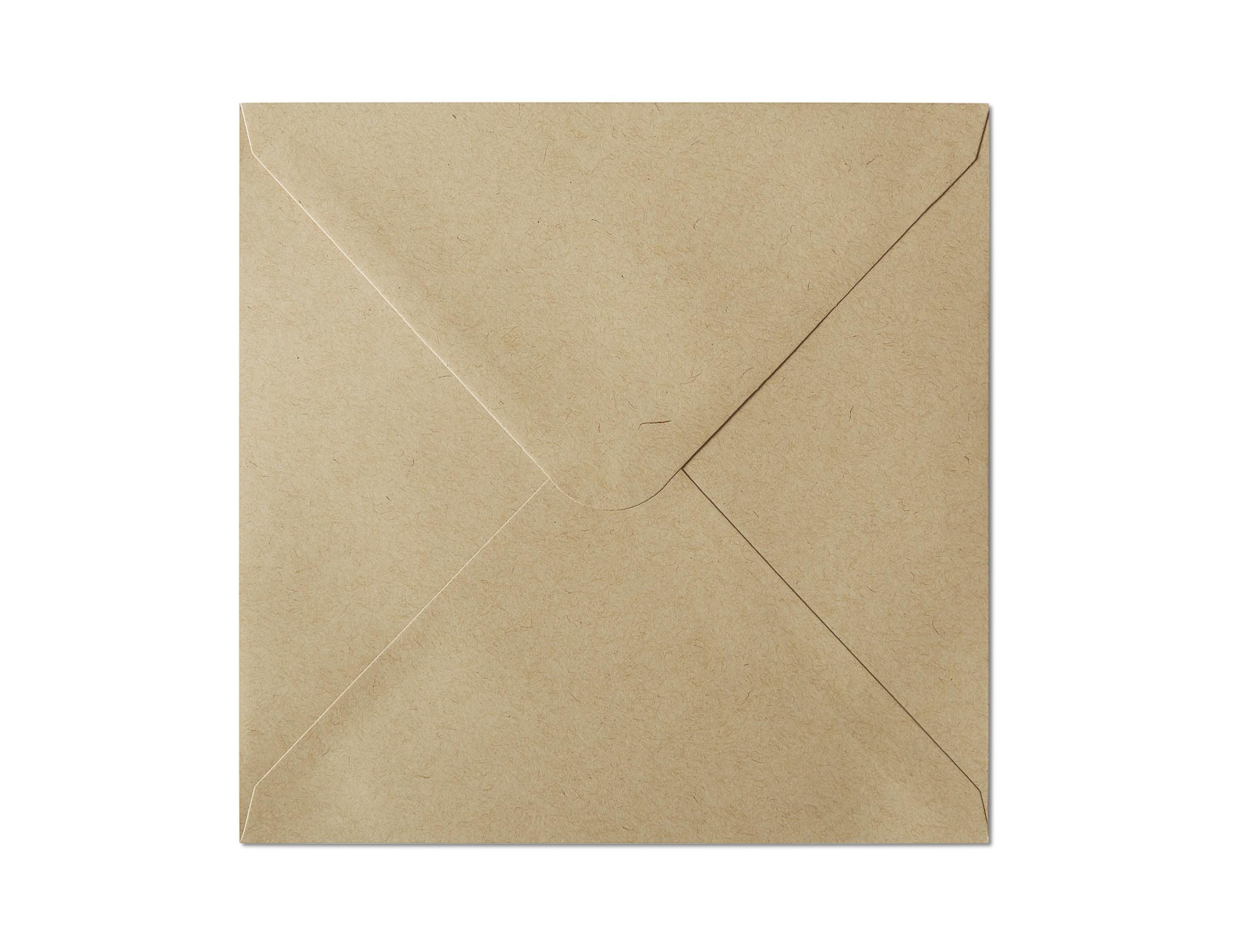 Galeria Papieru obálky 160 Nature tmavě béžová 120g, 10ks