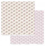 Galeria Papieru scrapbooking papír Retro Inspirace-08 200g, 5ks