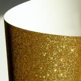 Galeria Papieru třpytivý papír zlatá 210g, 5ks